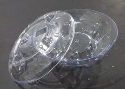 Crystal Angoora Bowl