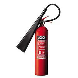 Carbon-Di-Oxide portable Fire Extinguisher