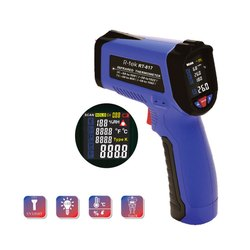 Dew Point Infrared Thermometer with Audible/Visuable Alarm RT-817/818/819