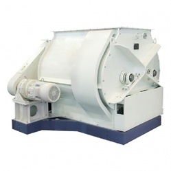 Double Shaft Paddle Mixers