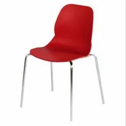 Foznel Zephyr-3 Red Cantilever Chair