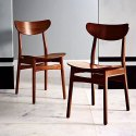 Wood Gee Kay Wooden Cafe Chair