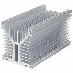 Aluminium Heat Sink Section