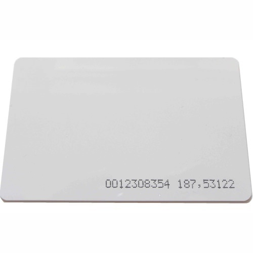 HF Mifare RFID Cards (13.56 Mhz), Size: Small