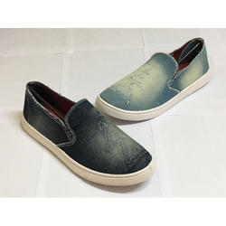 Denim Shoe