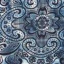 Blue Pure Cotton Kurta With Pant(SET117)