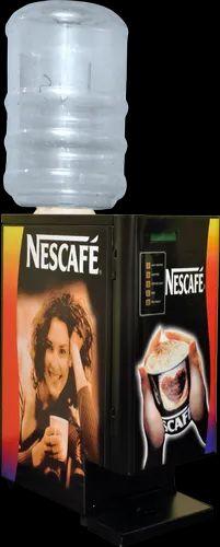 2 Option Nestle Vending Machine