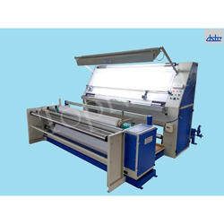 Roll To Roll Fabric Inspection Machine, Usage/Application: Textile Industry