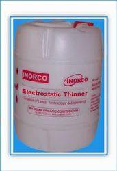 Electrostatic Paint Thinner