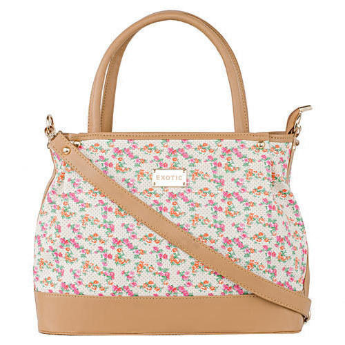 b00569841d60 Floral Printed Satchel Bag at Rs 550  piece