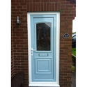 UPVC Coloured Doors