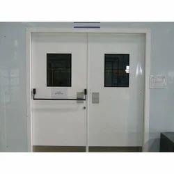 Hospital Operation Theater Door
