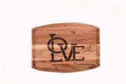Love Design Cutting Board