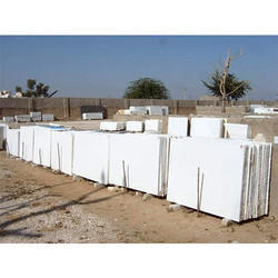 Makrana White Marble, Thickness: 16 mm
