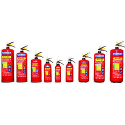 Aim-EX ABC Fire Extinguisher, Capacity: 6-25 Kg