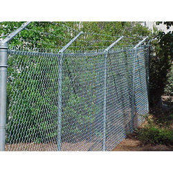 Chain Link Iron Bounding Fencing