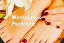 Manicure And Pedicure Service