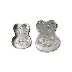 Rabbit Face Cake Tins