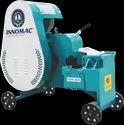 Mild Steel Icm 42 Innomac Bar Cutting Machine, Capacity: 87.5 Stroke Per Minute