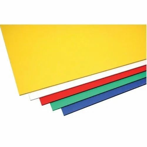 Plain PVC Solid Sheets, Features: Water Proof, Thickness: 100 micron to 700 micron