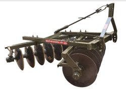 Single Frame Disk Harrow