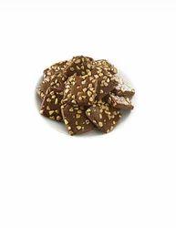 Chocolate Kaju Cookies