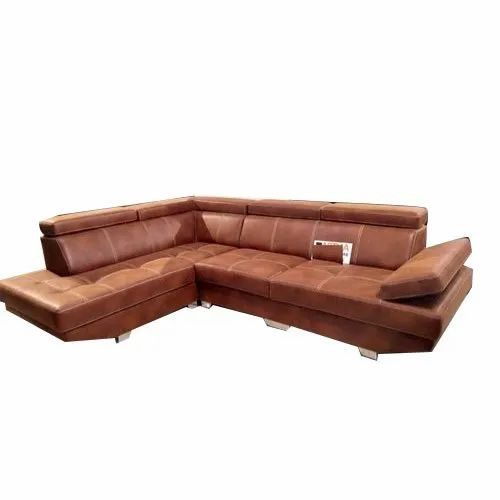 Marvelous 9X7 Feet Modular Leather Sofa Set Inzonedesignstudio Interior Chair Design Inzonedesignstudiocom