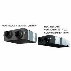 Heat Reclaim Ventilation