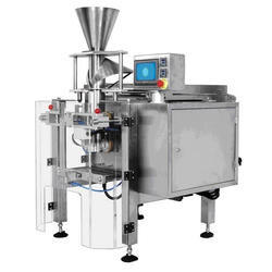 Vertical Flow Pack Wrapping Machine