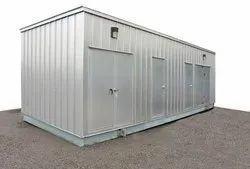 Relocatable Shelter