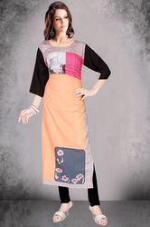 casual ladies kurti