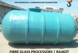 FRP Underground Storage Tank