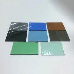Saint Gobain Tinted Float Glass, For Window,Door, Thickness: 4-6 Mm