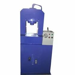 Hydraulic Embossing Machine Motorized