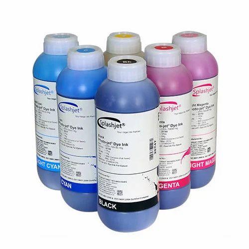 Disperse Dye Ink for Textile Printing - KM 512i, 1024, 1024i at Rs  2400/kilogram | इंकजेट प्रिंटिंग इंक, इंकजेट मुद्रण स्याही - Splashjet  Print Technologies, Mumbai | ID: 11603415391