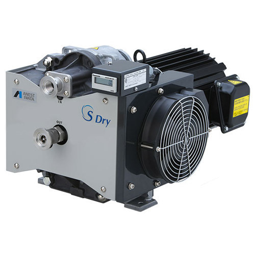 DVSL Series Oil Free Scroll Vacuum Pumps