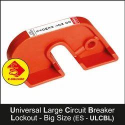Universal Large Circuit Breaker Lockout