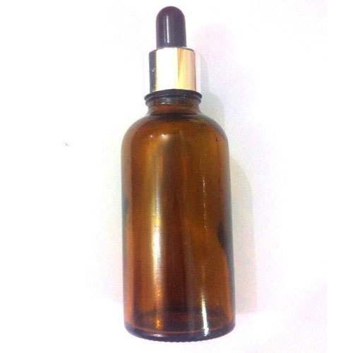 50 Ml Amber Dropper Glass Bottles
