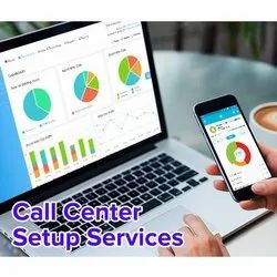 24 Hrs Call Center Setup Services, Pan India