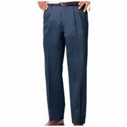 Regular Fit Plain Formal Wear Men Formal Pant, Machine Wash