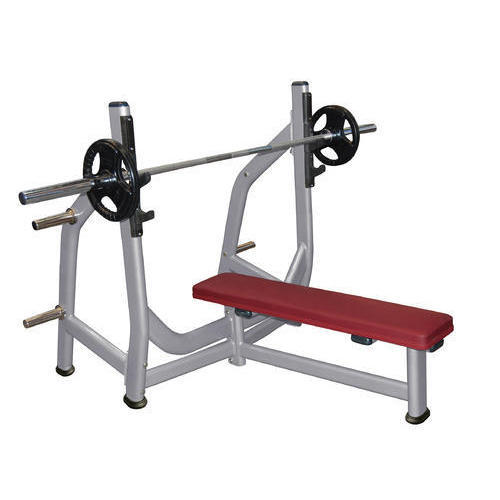 Fitness Realleader USA Olympic Flat Bench for Commercial, Size: 1800x1260x1320 mm