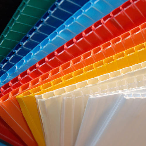 Colored Plastic Sheets at Rs 160 /kilogram | रंगीन ...