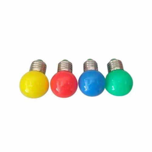 Glare 0.5W LED Coloured Light Bulbs