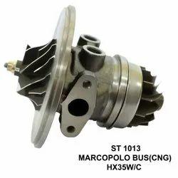 HX35W/C Marcopolo Bus CNG Suotepower Core