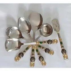 SS Kitchen Cutlery Set