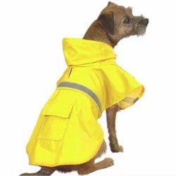 Polyester Dog Rain Coat