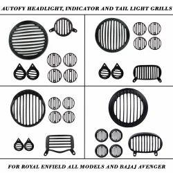 Autofy Bike Grills