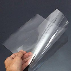 OHP SHEET A4 SIZE FOR MAKING FACE SHIELD 250 MICRON