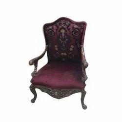 Cushion Back Designer Chair