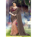 Ladies Chiffon Net Saree